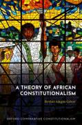 Cover of A Theory of African Constitutionalism