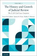 Cover of The History and Growth of Judicial Review, Volume 2: The G-20 Civil Law Countries