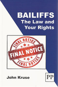 Cover of Bailiffs: The Law and Your Rights