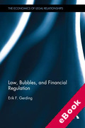 Cover of Law, Bubbles and Financial Regulation (eBook)