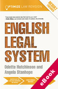 Cover of Optimize English Legal System (eBook)