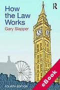 Cover of How the Law Works (eBook)