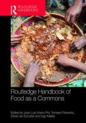 Cover of Routledge Handbook of Food as a Commons