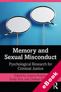 Cover of Memory and Sexual Misconduct: Psychological Research for Criminal Justice (eBook)