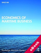 Cover of Economics of Maritime Business (eBook)