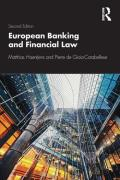 Cover of European Banking and Financial Law (eBook)