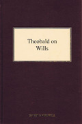 Cover of Theobald on Wills