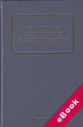 Cover of Scrutton on Charterparties and Bills of Lading (eBook)