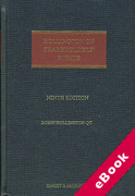 Cover of Hollington on Shareholders' Rights (eBook)