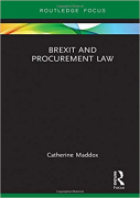 Cover of Brexit and Procurement Law