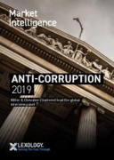 Cover of Market Intelligence: Anti-Corruption 2019