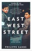 Cover of East West Street: On the Origins of Genocide and Crimes Against Humanity